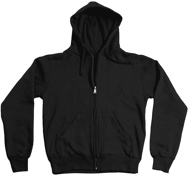 Zip Up Hooded Sweatshirts, Mens Plus Size, 2x 3x 4x 5x 6x ...